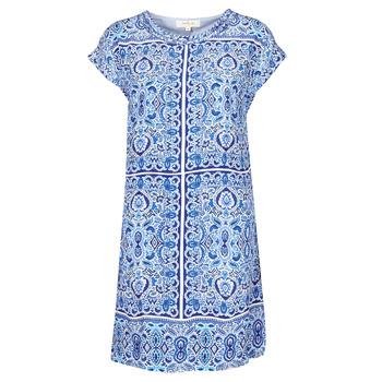 Textil Ženy Krátké šaty Derhy STRESS Modrá