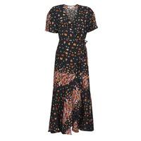Textil Ženy Společenské šaty Derhy SUEDE Černá