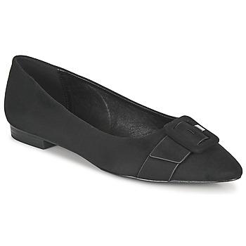 Boty Ženy Baleríny  Esprit KINA Černá