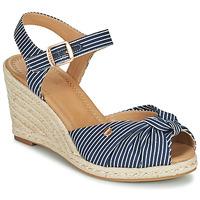 Boty Ženy Sandály Esprit ELIN Modrá / Bílá