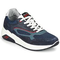 Boty Muži Nízké tenisky IgI&CO COCULA Tmavě modrá / Červená