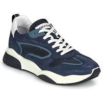Boty Muži Nízké tenisky IgI&CO COQUELIA Modrá