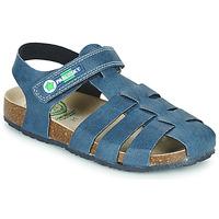 Boty Chlapecké Sandály Pablosky DAMMI Modrá