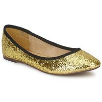 Boty Ženy Baleríny  Friis & Company PERLA Zlatá