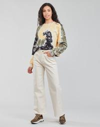 Textil Ženy Rifle rovné Pepe jeans LEXA SKY HIGH Bílá
