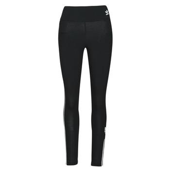 Textil Ženy Legíny adidas Originals HW TIGHTS Černá