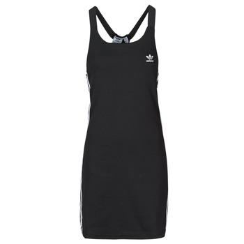 Textil Ženy Krátké šaty adidas Originals RACER B DRESS Černá