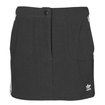 Textil Ženy Sukně adidas Originals FLEECE SKIRT Černá