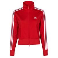 Textil Ženy Teplákové bundy adidas Originals FIREBIRD TT PB Červená