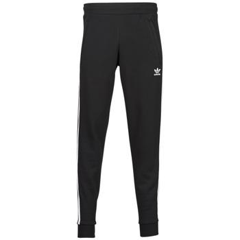 Textil Muži Teplákové kalhoty adidas Originals 3-STRIPES PANT Černá