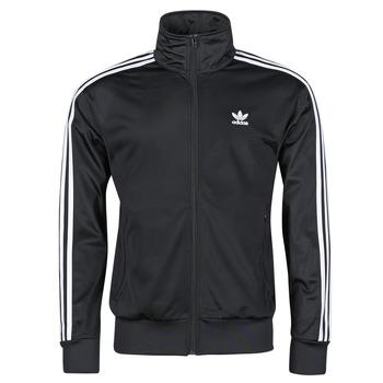 Textil Muži Teplákové bundy adidas Originals FBIRD TT Černá