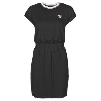 Textil Ženy Krátké šaty Volcom SIIYA DRESS Černá