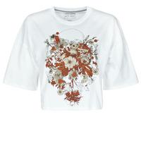 Textil Ženy Trička s krátkým rukávem Volcom FA FORTIFEM TEE Bílá