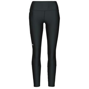 Textil Ženy Legíny Under Armour HG ARMOUR HIRISE LEG NS Černá