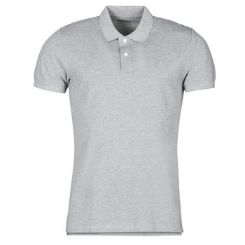 Textil Muži Polo s krátkými rukávy Esprit COO N PI PO SS Šedá