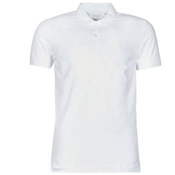 Textil Muži Polo s krátkými rukávy Esprit COO N PI PO SS Bílá