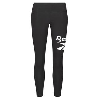 Textil Ženy Legíny Reebok Classic RI BL COTTON LEGGING Černá