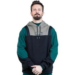 Textil Muži Mikiny Sergio Tacchini Sweatshirt  Bliss noir/gris/vert