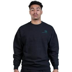 Textil Muži Teplákové soupravy Sergio Tacchini Sweatshirt  Brooklyn noir