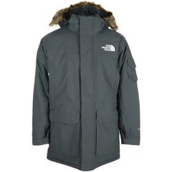 Textil Muži Parky The North Face McMurdo Jacket Šedá