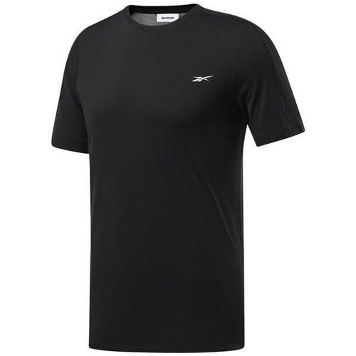 Textil Muži Trička s krátkým rukávem Reebok Sport Wor Comm Tech Tee Černé