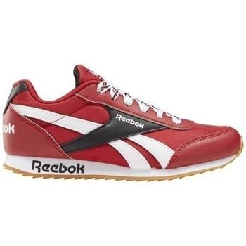 Boty Děti Nízké tenisky Reebok Sport Royal CL Jogger Bílé, Červené