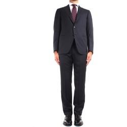 Textil Muži Obleky Cesare Attolini AUS30PUZ3APWA02 Modrá