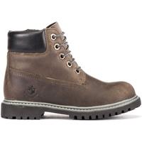 Boty Děti Kotníkové boty Lumberjack SB00101 016 H01 Hnědý