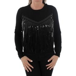 Textil Ženy Svetry Guess W9BR57Z2N90 JBLK Negro