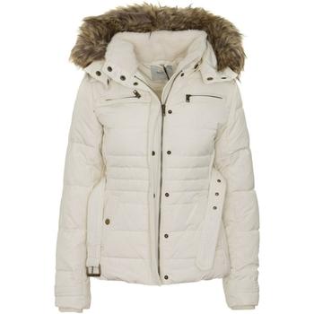 Textil Ženy Parky Pepe jeans CARRIE PL401690 QUARTZ Beige