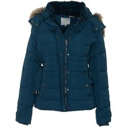 Textil Ženy Parky Pepe jeans CARRIE PL401690 ETON BLUE Azul