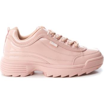 Boty Ženy Nízké tenisky Xti 48657 NUDE Rosa