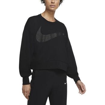 Nike Mikiny Dri-FIT Get Fit CU9014 - Černá
