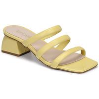Boty Ženy Dřeváky Fericelli TIBET Žlutá