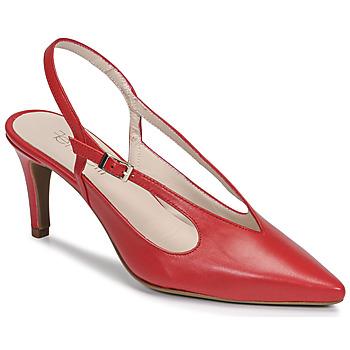 Boty Ženy Lodičky Fericelli TABET Červená