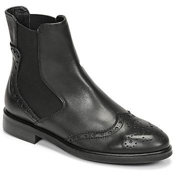 Boty Ženy Kotníkové boty Fericelli CRISTAL Černá