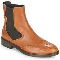 Boty Ženy Kotníkové boty Fericelli CRISTAL Velbloudí hnědá