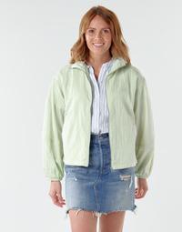 Textil Ženy Bundy Levi's BOK CHOY Zelená