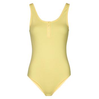 Spodní prádlo  Ženy Body Levi's LEMON MERINGUE Žlutá