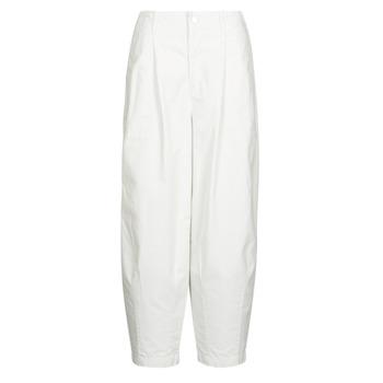 Textil Ženy Kapsáčové kalhoty Levi's CRISP TWILL TOFU Béžová