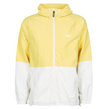 Textil Muži Větrovky Levi's DUSKY CITRON Žlutá