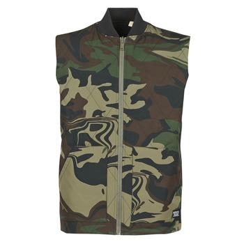 Textil Muži Bundy Levi's BIXBITE DEMITASSE Khaki