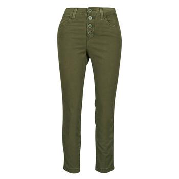 Textil Ženy Kapsáčové kalhoty Levi's SOFT CANVAS OLIVE NIGHT OD Khaki