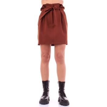 Textil Ženy Sukně Denny Rose 021DD70020 Hnědá