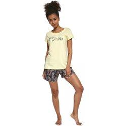 Textil Ženy Pyžamo / Noční košile Cornette Dámské pyžamo 665/245 Shine