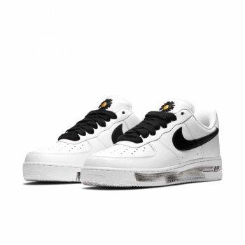 Boty Nízké tenisky Nike Air Force 1 Low Parra-Noise White/Black-White