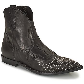 Boty Ženy Kotníkové boty Mimmu MONTONE NERO Černá