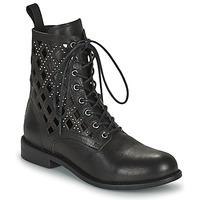 Boty Ženy Kotníkové boty Mimmu MONTONE NEROA Černá
