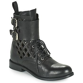 Boty Ženy Kotníkové boty Mimmu MONTONE NEROB Černá