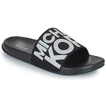 Boty Dívčí pantofle MICHAEL Michael Kors JETT JAE Černá